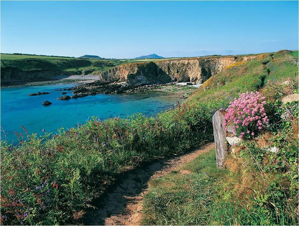 Pembrokeshire parc national au pays de galles - Logo pays de galles ...