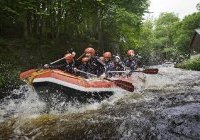 Rafting, Canolfan Tryweryn National White Water Centre