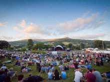 Green Man Festival, Brecon Beacons, Pays de Galles
