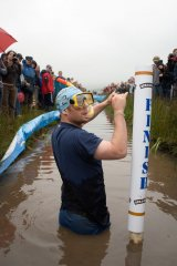 World Bog Snorkeling Championship , © Crown copyright (2013) Visit Wales