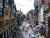 Chester, Angleterre