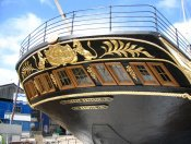 Brunels SS Great Britain, Bristol, Angleterre