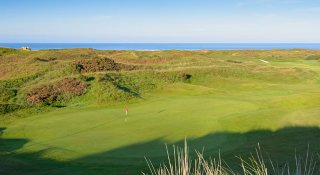 Pyle & Kenfig Golf Course, Wales