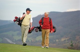 Golf au Pays de Galles - The Celtic Manor Resort