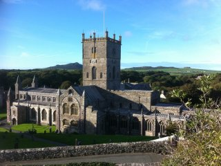 St David's Cathedral, Pays de Galles